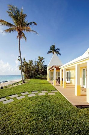 Elbow Beach, Bermuda: Exterior