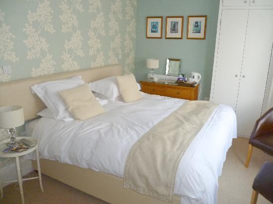Whitburn Lodge: Room 3 just before we left