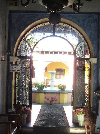 Hotel Convento Santa Catalina: Vista