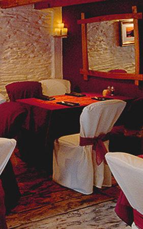 The Journeyman Restaurant & Cookery School: Dining Room