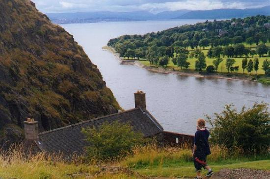 Dumbarton Castle/Rock