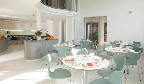Hotel Berliner Hof: Frühstücksraum