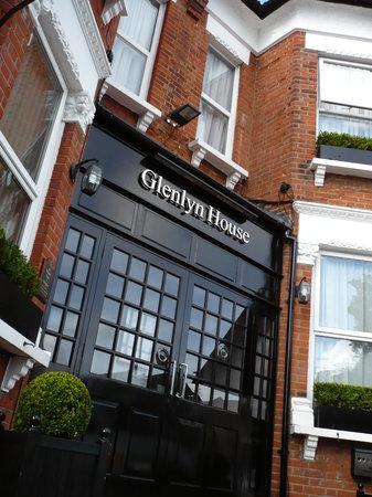 Glenlyn Hotel: Glenlyn Front Entrance