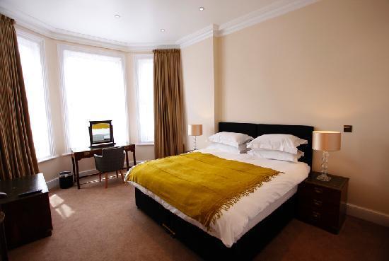 เกลนลินเกสเฮาส์: Apartment Bedroom