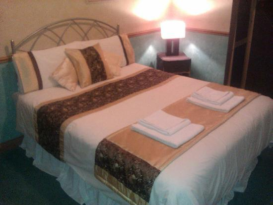 Baysands Bed and Breakfast: double room