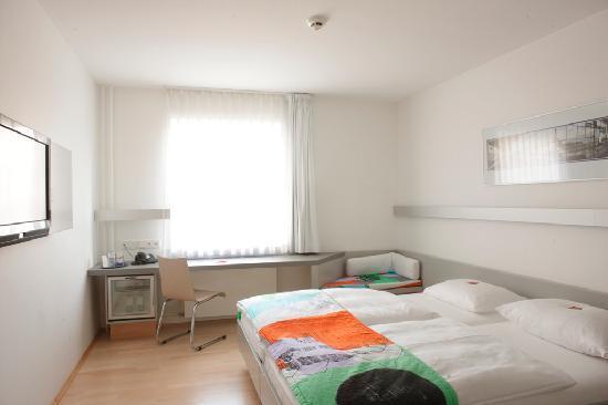 Hotel Berliner Hof: Zimmer Kategorie Komfort Plus