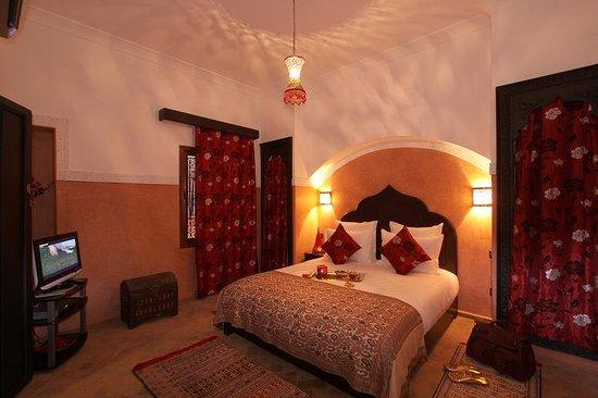 Riad Nesma: Chambre ALAUITES