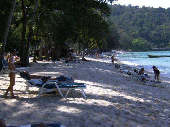 Casa Bonita Guest House: Tri Trang Beach