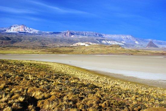 بويرتو فاراس, شيلي: Frontera Chile Argentina en Patagonia