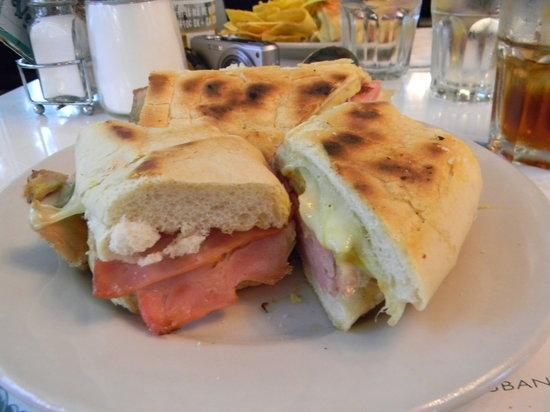 Ironside Cafe Miami Menu