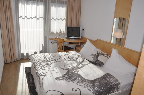Hotel Central: Doppelzimmer