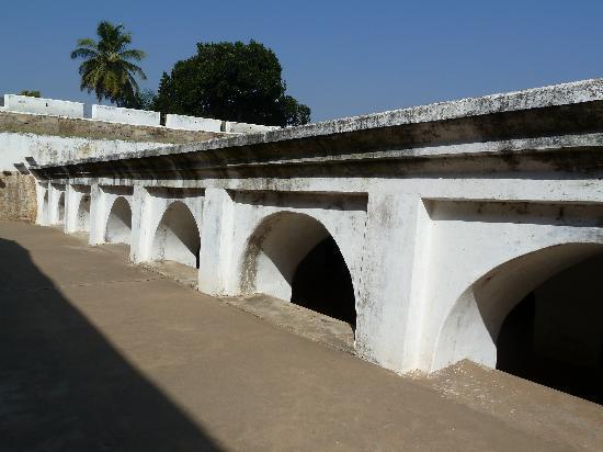 Srirangapatna: The dungeons