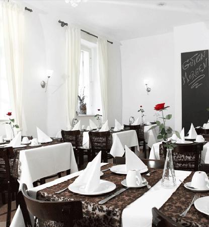 Altstadthotel Augsburg: Frühstücksraum