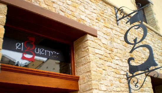 El Guerrer, Hotel-Spa & Apartamentos: Entrada - Htl. El Guerrer