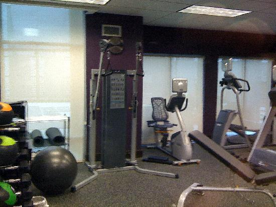 HYATT house Charlotte Center City: Fitness Center