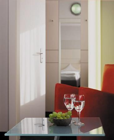 ferrotel Duisburg : Komfort-Zimmer
