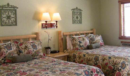 Mt Gardner Inn: Partridge Room