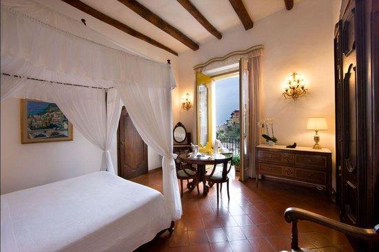 Hotel Palazzo Murat: De-Luxe Room