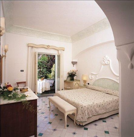 Hotel Palazzo Murat: Garden View Room
