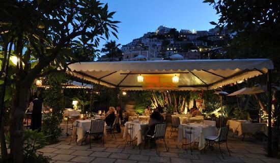 "Hotel Palazzo Murat: Restaurant ""Al Palazzo"""