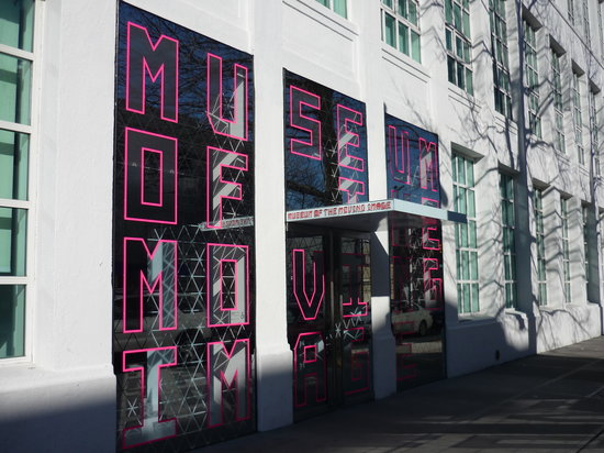 ‪Museum of the Moving Image‬