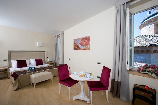 Hotel Alexander: camera superior