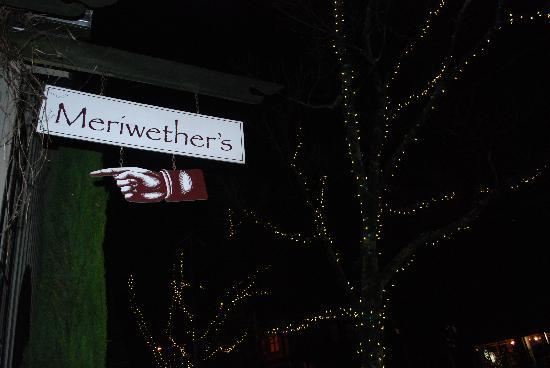 Meriwether's Restaurant