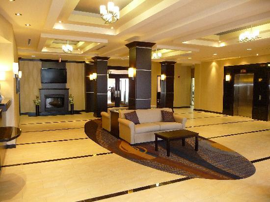 Holiday Inn Express Hotel & Suites Woodstock: Main Lobby