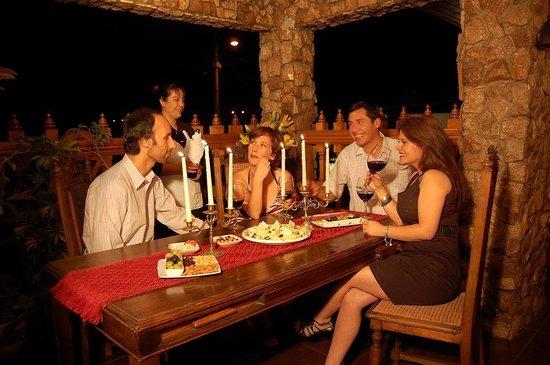 Hotel Boutique Vendimia Premium: Velada Romántica
