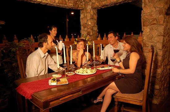 Hotel Vendimia: Velada Romántica