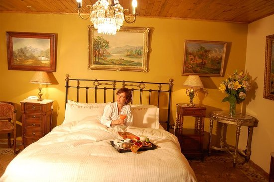 Hotel Boutique Vendimia Premium: Habitación Merlot