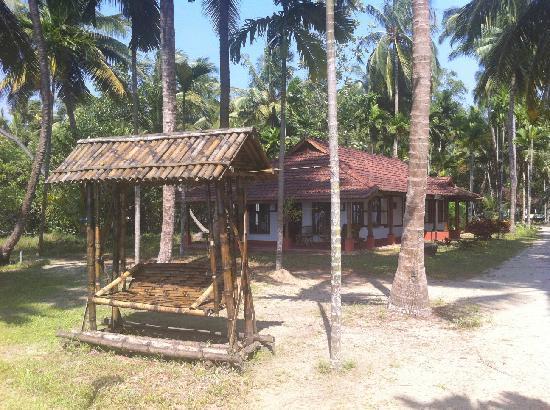 Gramam Homestay: Room (exterior)