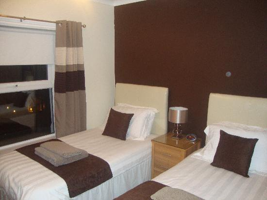 The Welford Bed & Breakfast: Twin En-suite Room