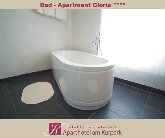 Aparthotel am Kurpark: Bad Apartment Gloria ***