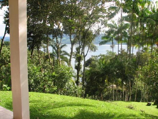 Villa Decary: View of Lake Arenal from our casita