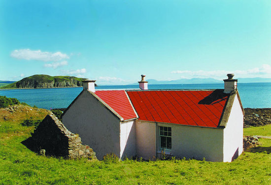 Kintyre Cottages: Fishermans Cottage - Mull of Kintyre