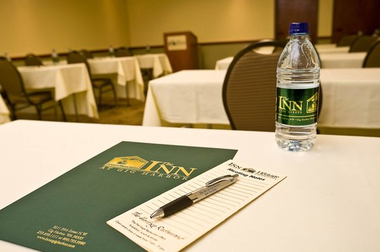 The INN at Gig Harbor: Cascade Room Meeting