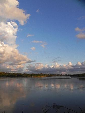 Inkaterra Reserva Amazonica: river