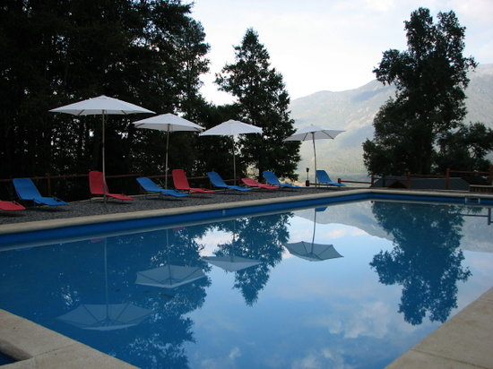 Mirador los Volcanes Lodge & Boutique: Piscina