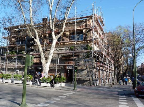 Casa Mingo: External View