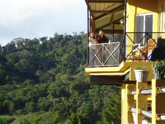 Cabanas El Parador : Charming Buildings