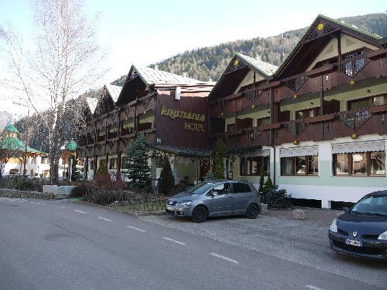 Leading Nature & Wellness Resort Kristiania: front of the hotel from the street