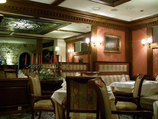 Dvaras Hotel: Dining room
