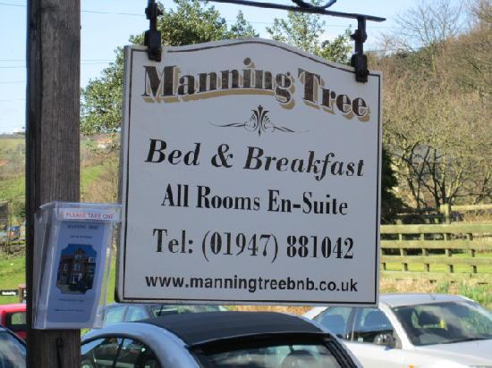 Manning Tree Bed & Breakfast: The Manning Tree
