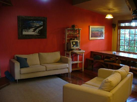 Alpenhorn Chalet: lounge