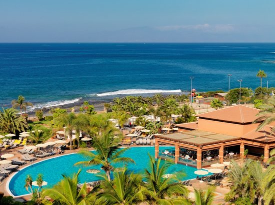 Hotel Palace Tenerife Costa Adeje