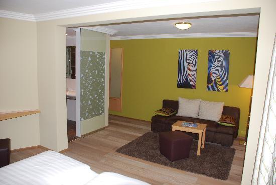 Hotel Dirsch: Afrikazimmer