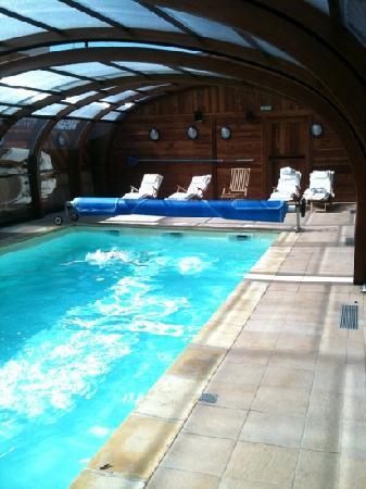 Hotel Les Autanes : piscine