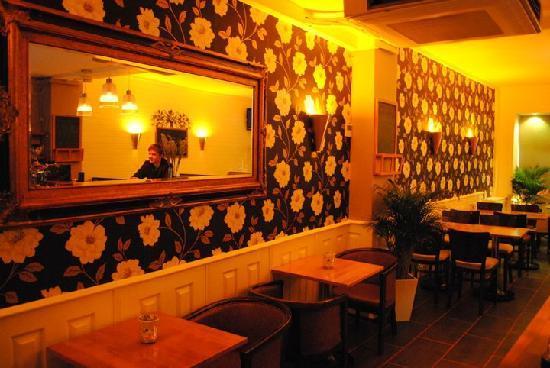 The Garden Bistro & Bar
