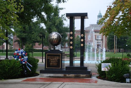 Dolly McNutt Plaza Downtown Paducah